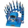 RAINBOW DEAL STAND/STOVE/10 IRONS-BLUE
