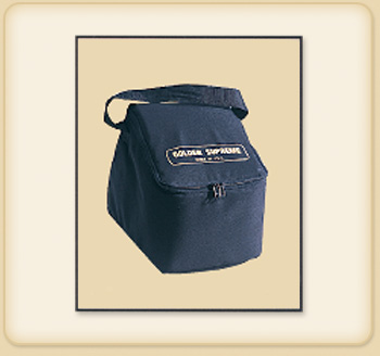 PROFESSIONAL SET BAG HOLDS STOVE/STAND/IRONS